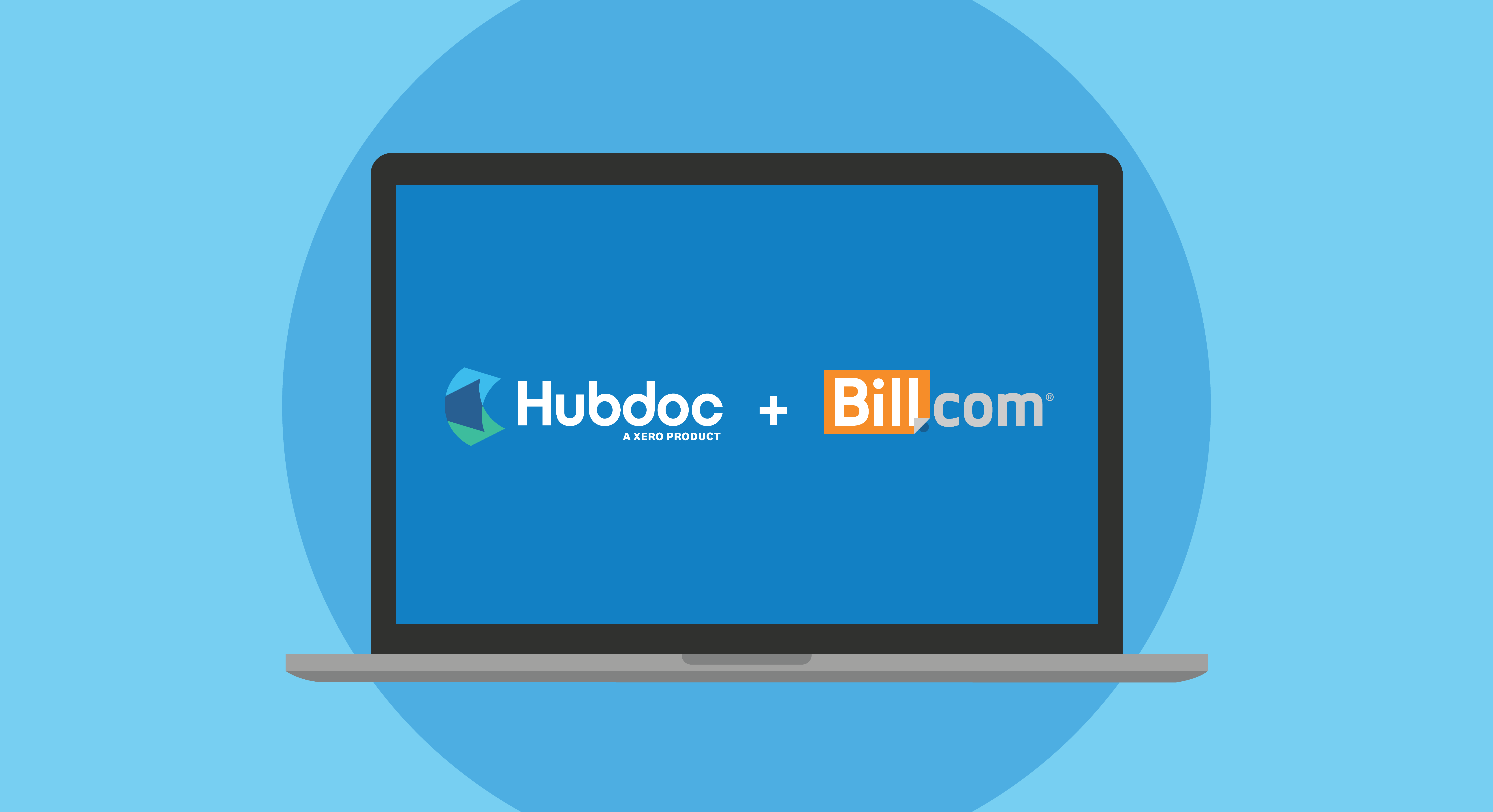Hubdoc + Bill.com