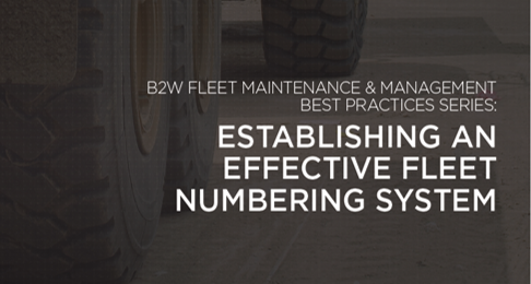 B2W Maintenance Best Practices 3