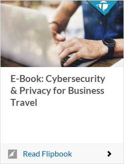 E-Book: Cybersecurity & Privacy for Business Travel