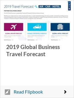 2019 Global Business Travel Forecast