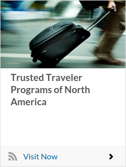 Trusted Traveler Programs of North America