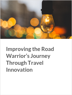 Improving the Road Warrior's Journey Through Travel Innovation