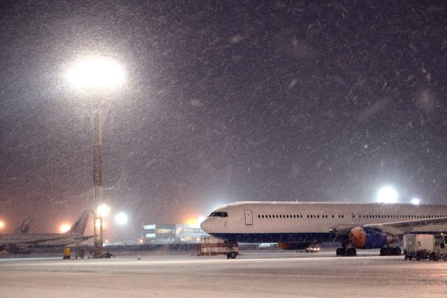 Traveler tips and travel management company steps to prepare for winter storms