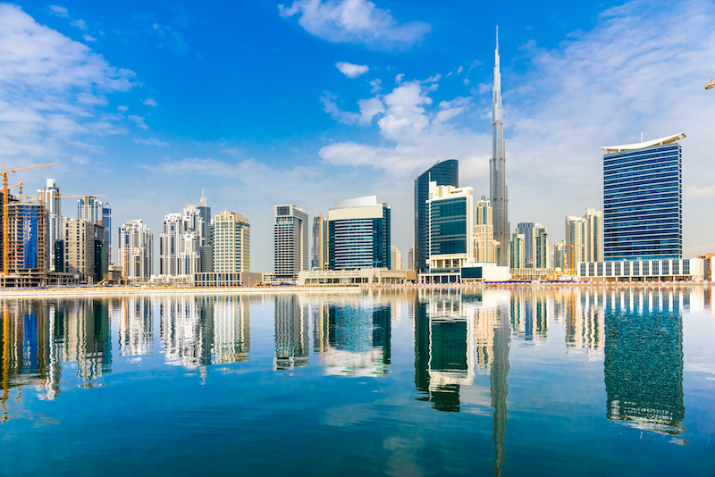 Dubai for international meetings, events and incentives.