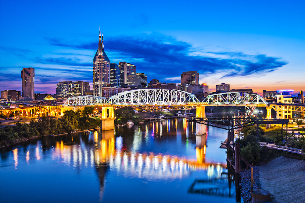 Nashville, Tennessee is a hot location for your next meeting or event
