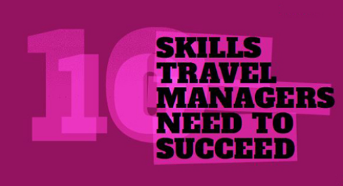 10 skills corporate travel managers need to succeed in business travel