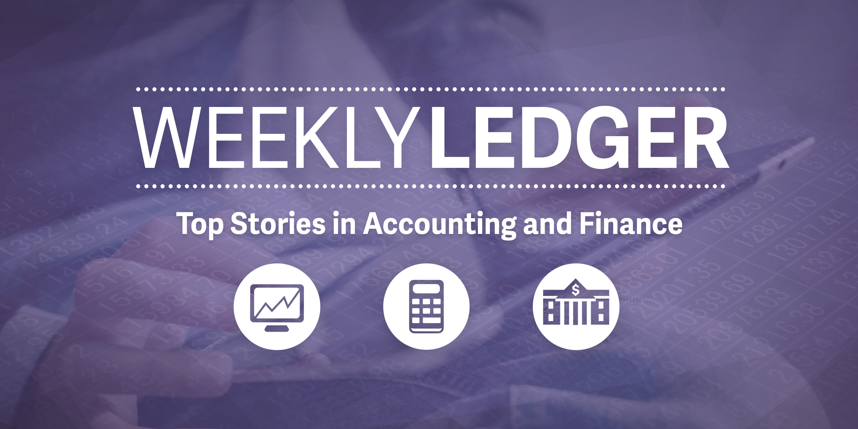 weekly ledger 14