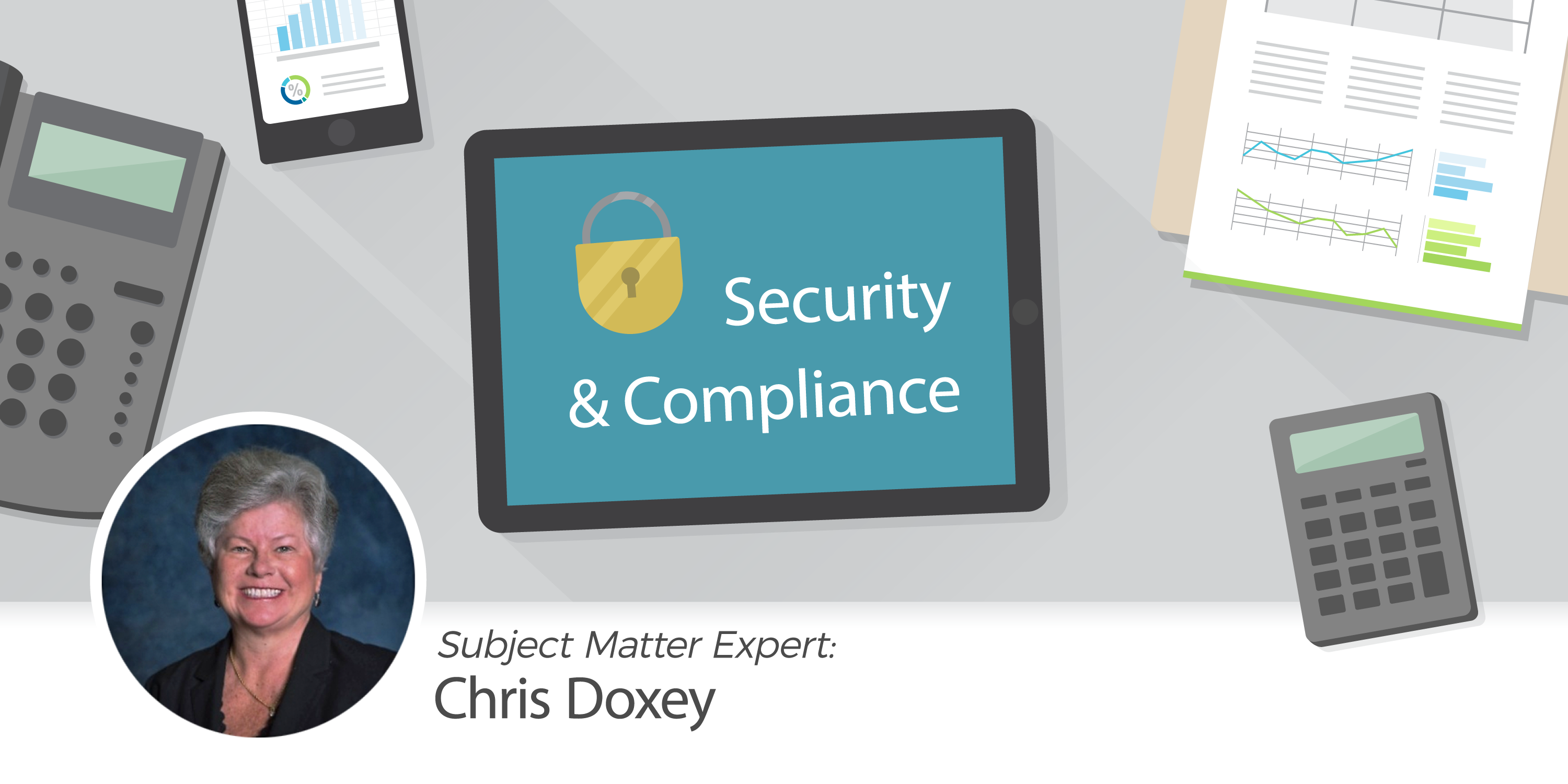 Industry expert Chris Doxey shares insight into internal controls for the P2P process in education