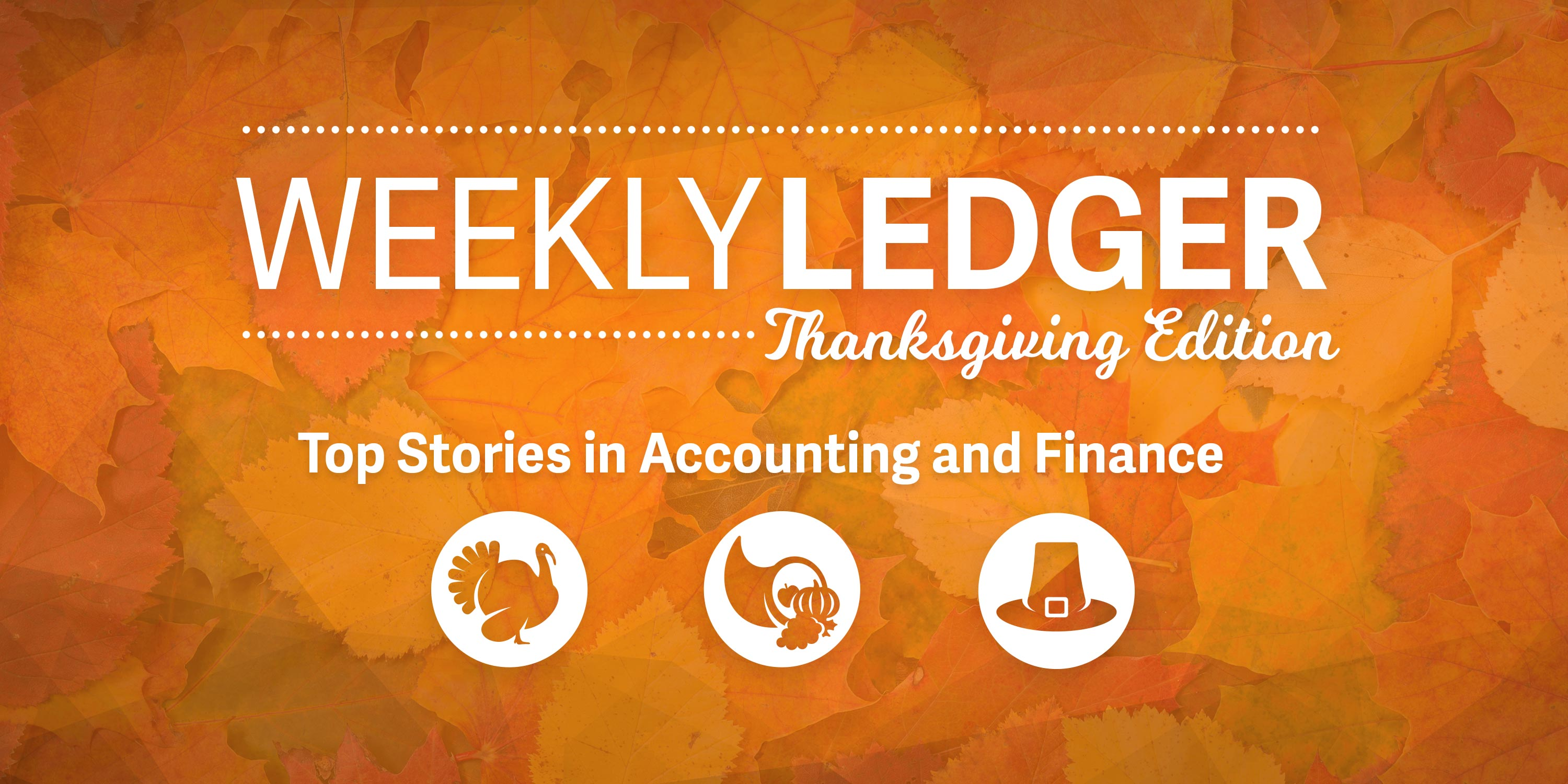 weekly ledger thanksgiving edition