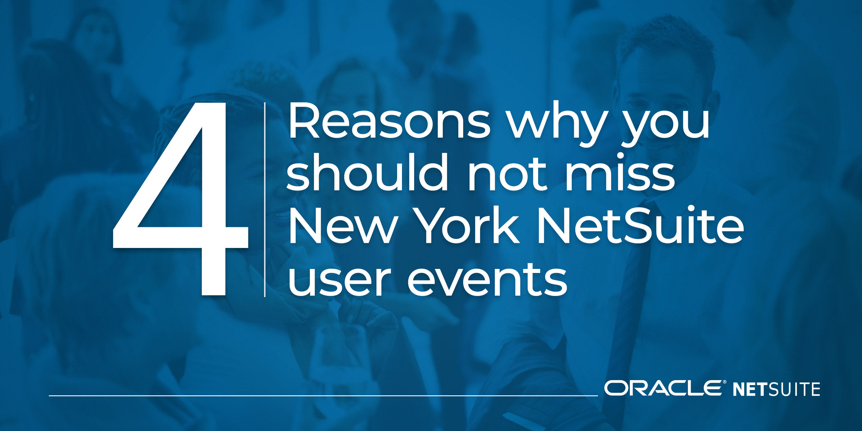 don't miss the new york netsuite user group