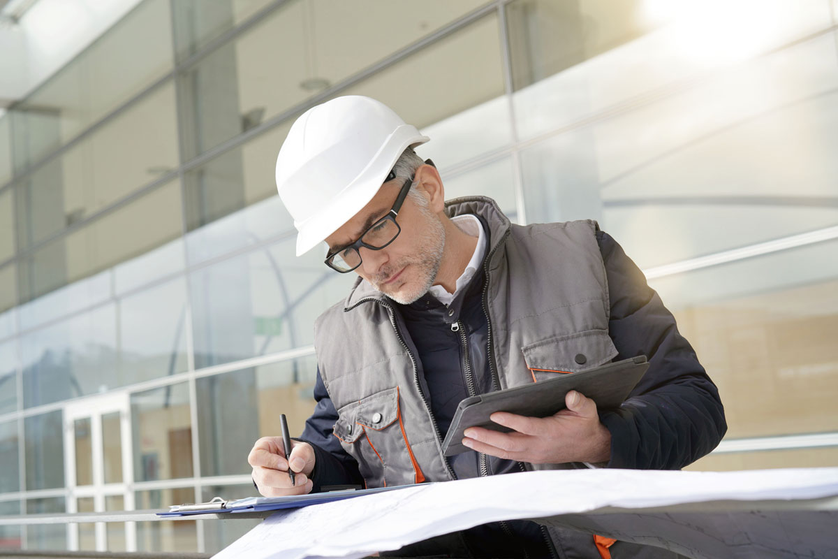 project foreman job costing at a construction site