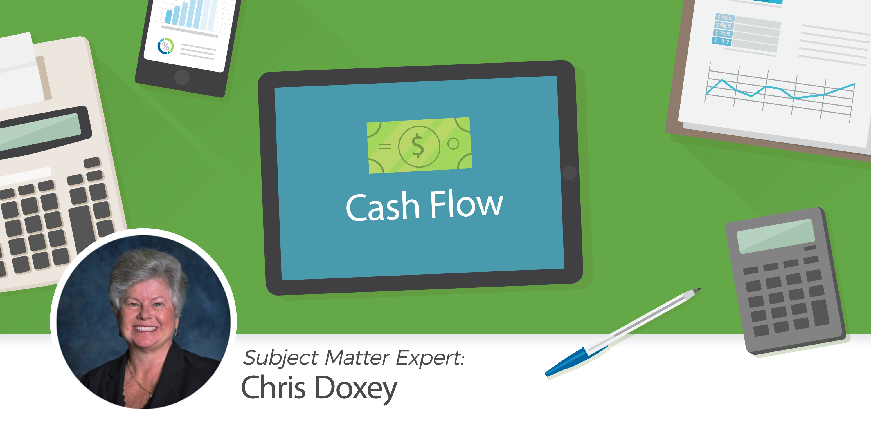 ap expert Chris Doxey discusses how supply chain financing improves working capital