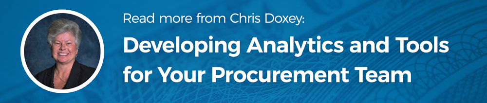 developing-analytics-for-procurement-team