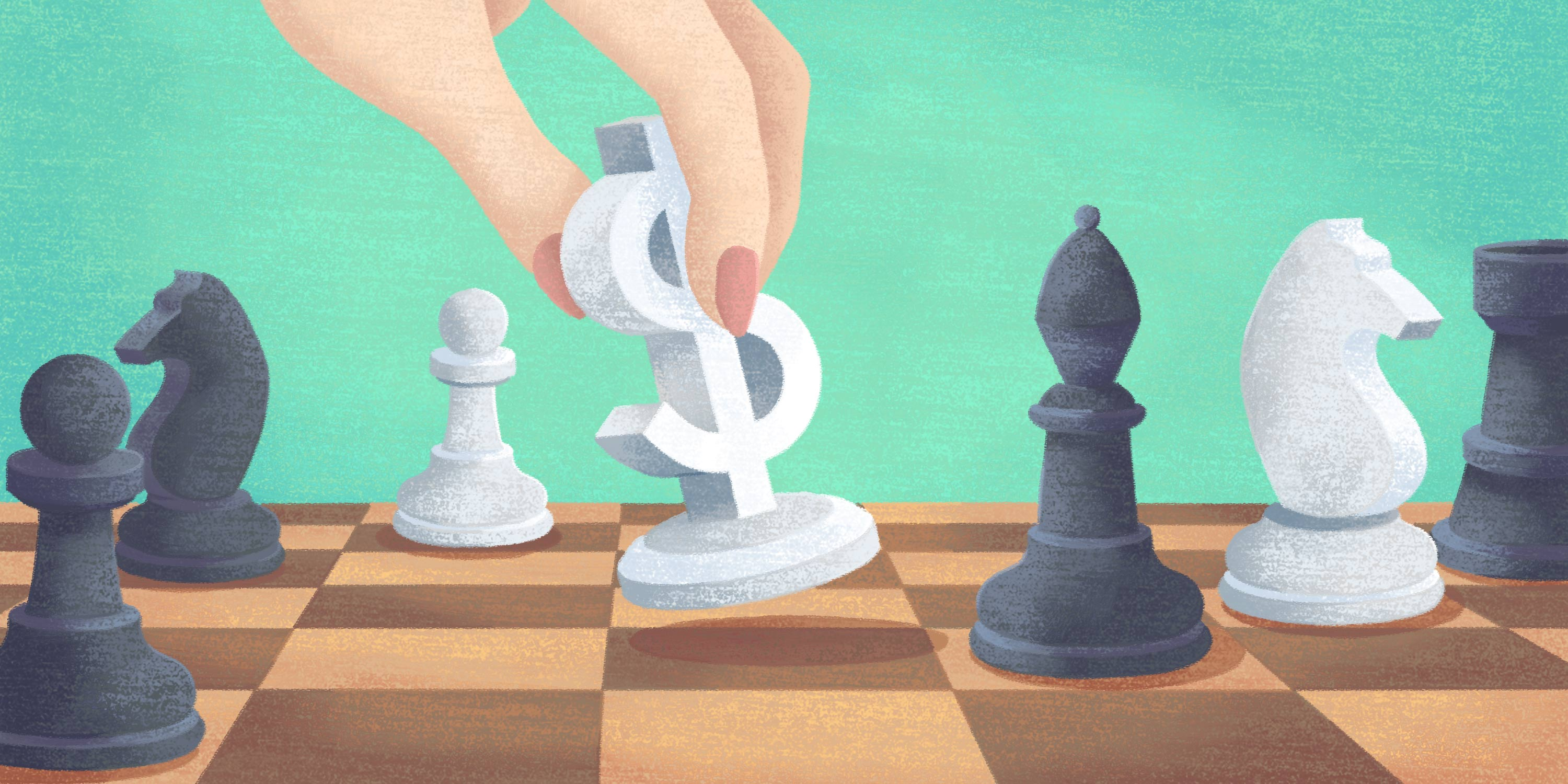 the chess game of payables: start with the right strategy from the C-suite