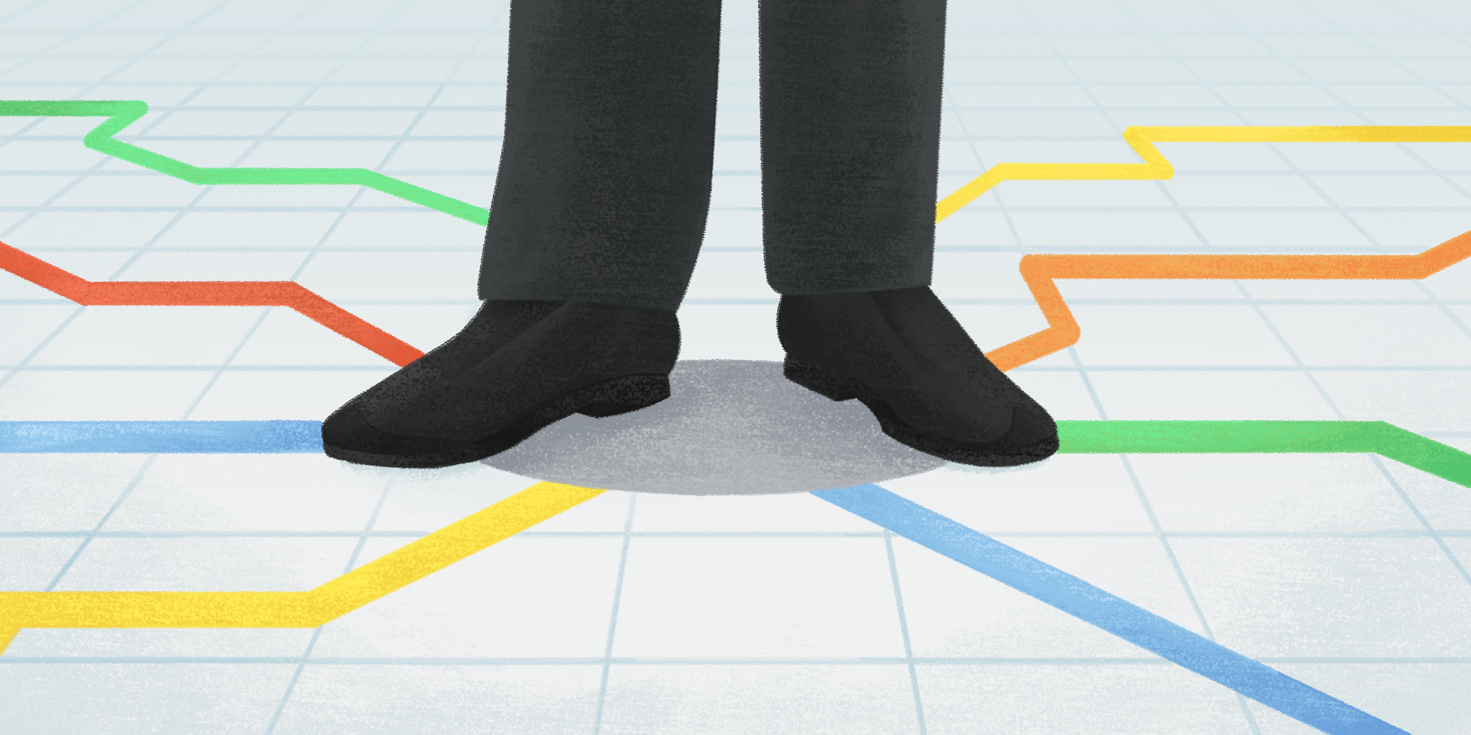 CFO stands at a crossroads with multiple paths to choose from