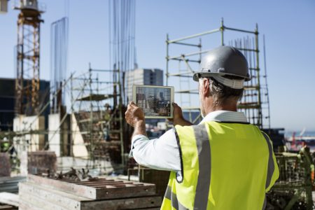 Modern technology is simplifying construction processes and reducing user burdens.