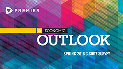 Economic Outlook: Spring 2016 C-Suite Survey