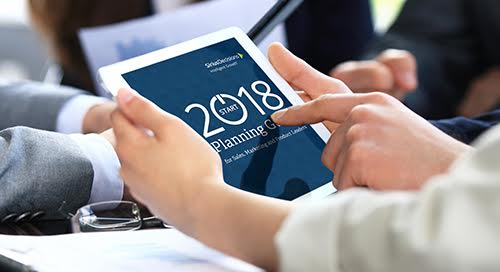 2018 Planning Guide for Sales, Marketing and Product Leaders