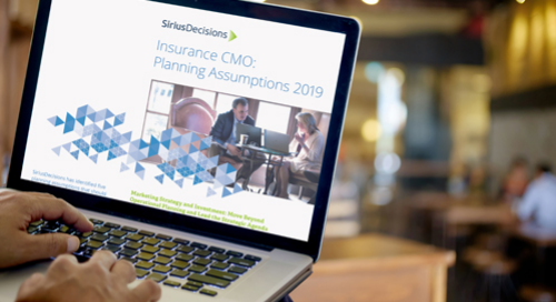 Insurance CMO Planning Assumptions Guide 2019