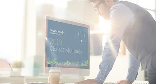 2018 CMO Global Study