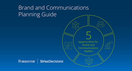 Brand and Communications: Planning Guide 2020