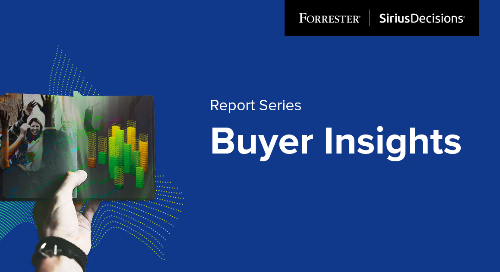 Buyer Insights Reports Series