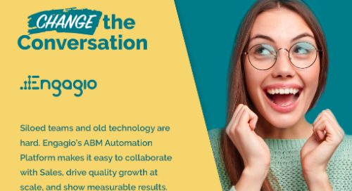 The ABM Automation Platform that Grows with You  |  Engagio ABM