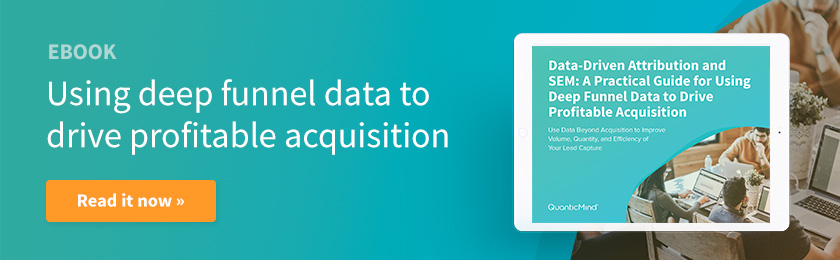 Download Our New Ebook: Data-Driven Attribution and SEM