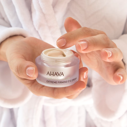 ahava eye cream dead sea
