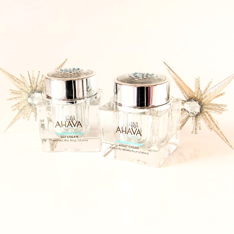 Diamond Glow Ahava Facial