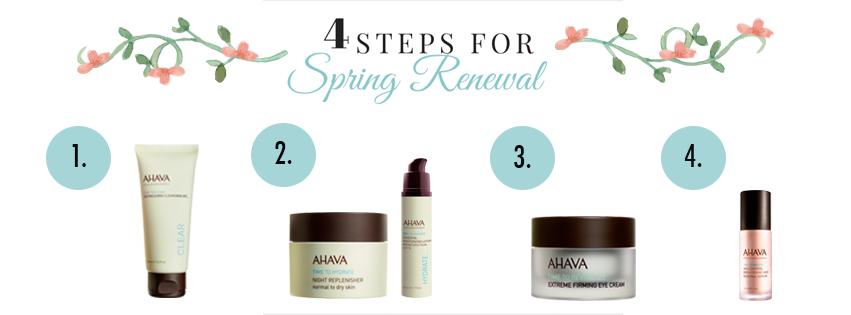 Ahava Step by Step Spring