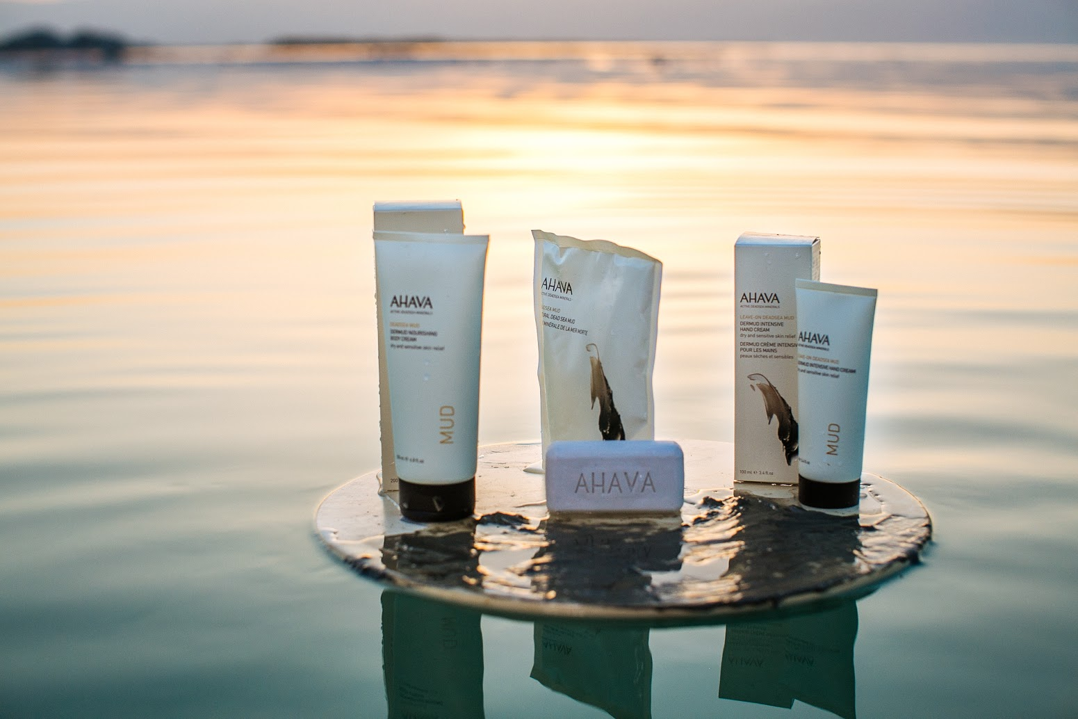 Dead Sea Mud Products Ahava Natural