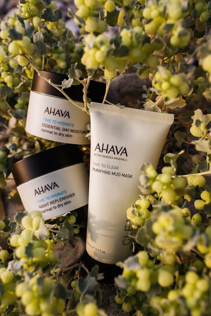 ahava mud mask dead sea
