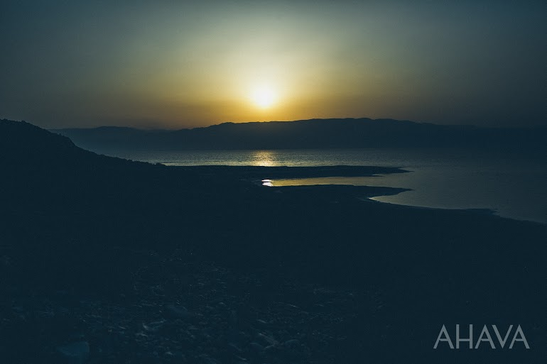 Dead Sea Beginnings Natural Beauty Sunrise