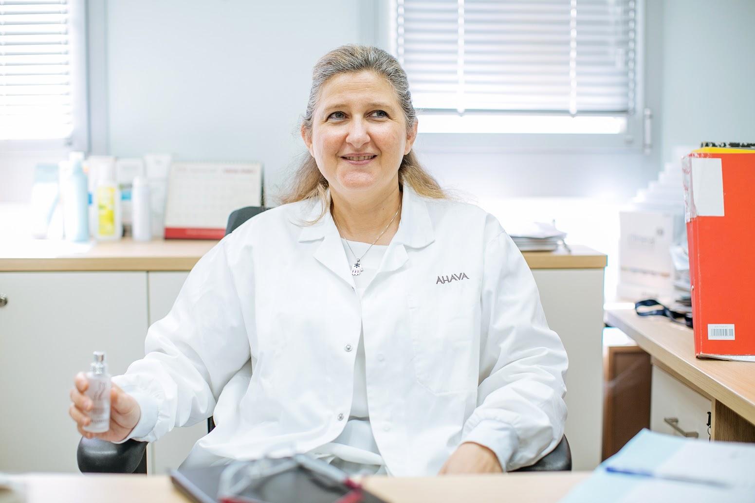 Dr Miriam Ahava Laboratory