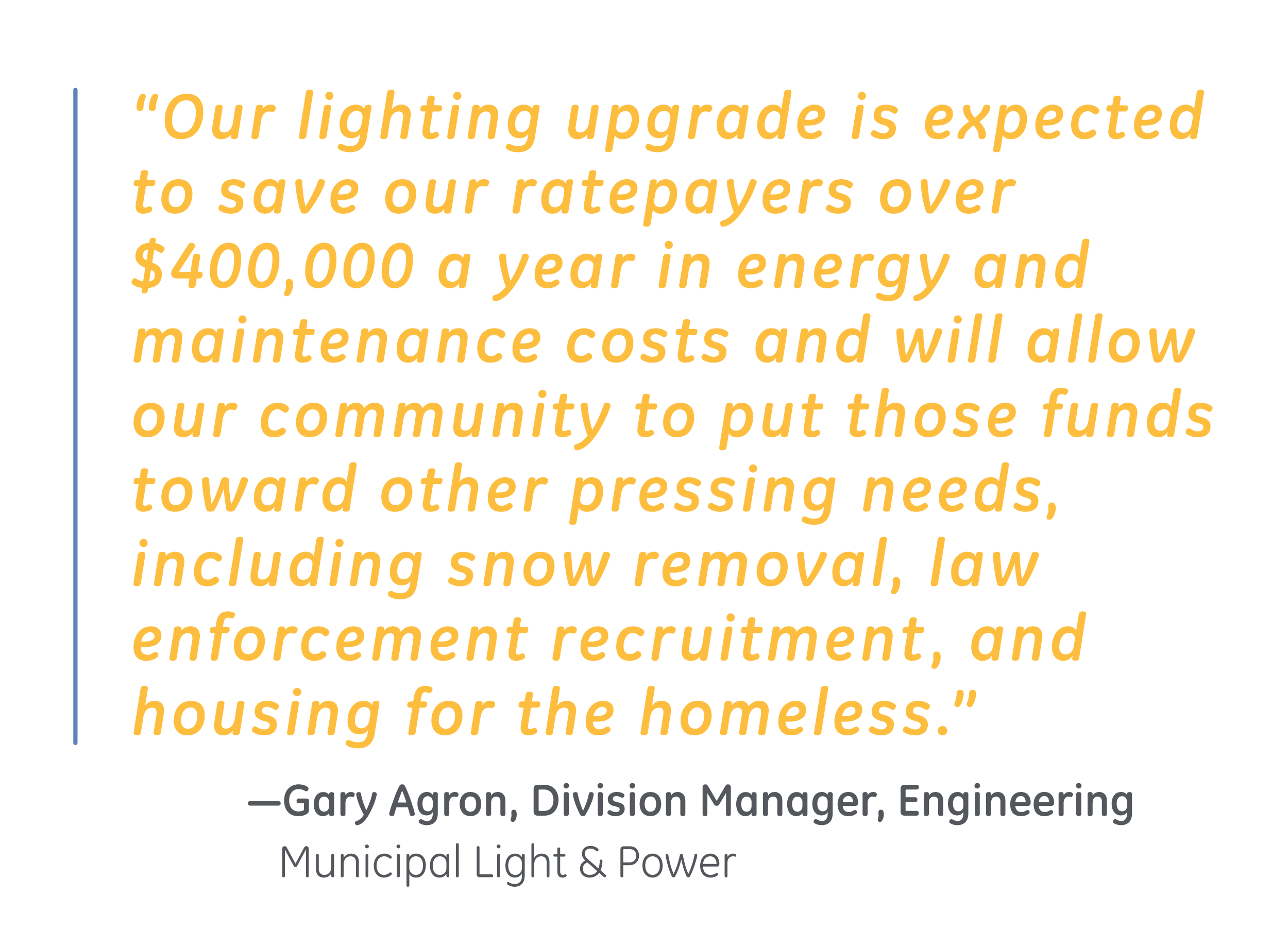 Gary Agron on Achorage, AK streetlight upgrade with Current