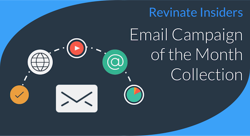 Revinate Insiders: Campaign of the Month Collection