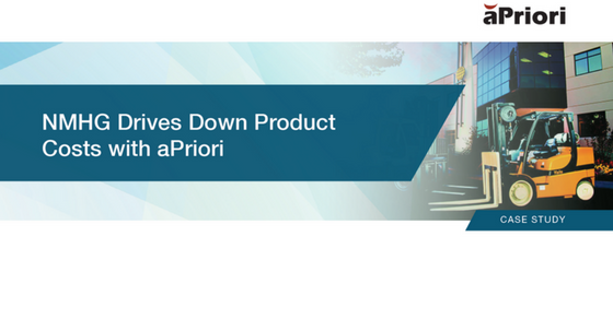 Discrete Manufacturer of Lift Trucks Drives Down Product Costs with aPriori