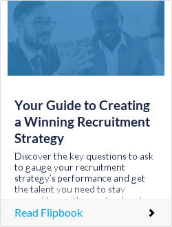 Your Guide to Creating a Winning Recruitment Strategy