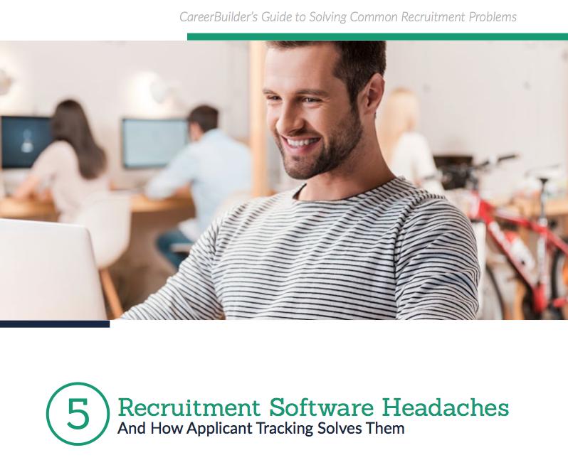 5 Recruiting Software Headaches You Can Avoid