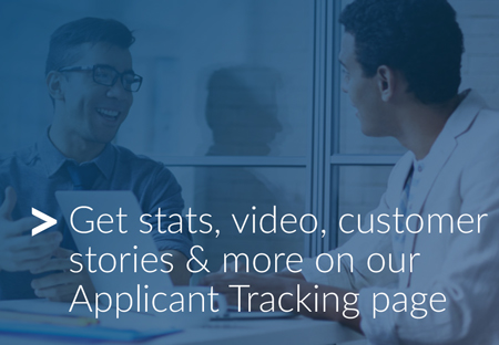 See Applicant Tracking features in action