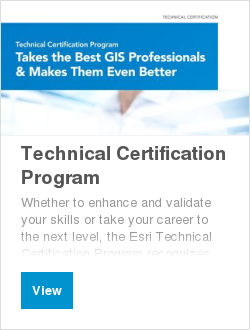 Technical Certification Program