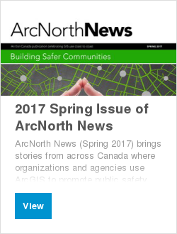 2017 Spring Issue of ArcNorth News