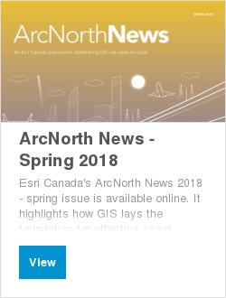 ArcNorth News - Spring 2018