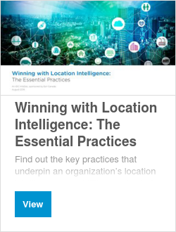 Winning with Location Intelligence: The Essential Practices