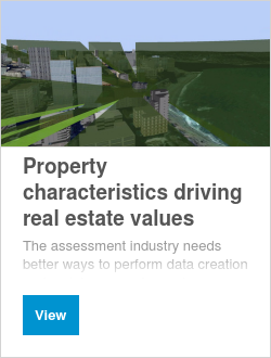 Property characteristics driving real estate values