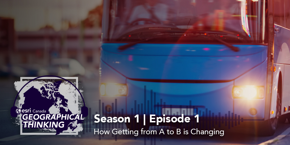 Podcast Banner, Season 1 | Episode 1: How Getting from A to B is Changing