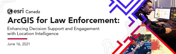 Law Enforcement seminar banner