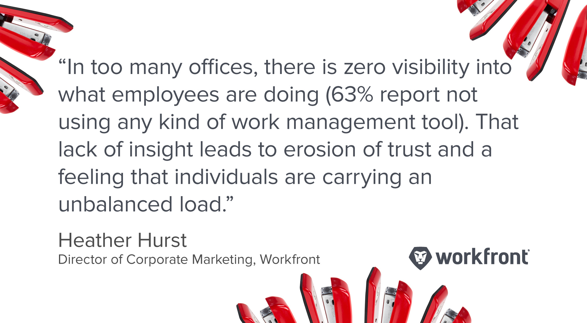 quote heather hurst tips office