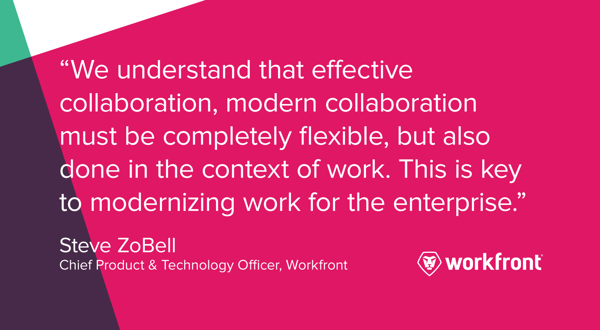 workfront product release collaboration